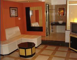 Hoteles alojamiento albergues transitorios hotel Hotel jardines de babilonia